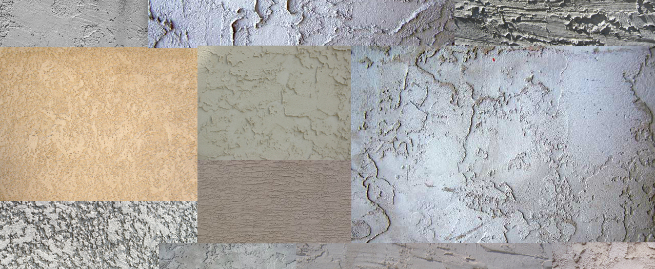 commercial building stucco textures