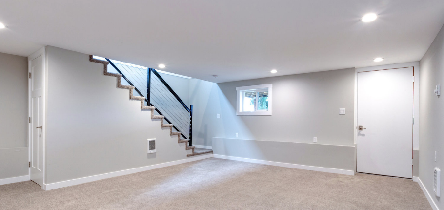 drywall interior